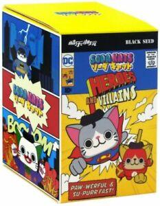Soda Kats DC Heroes & Villains Minis Blind Box Sealed Mystery Figure