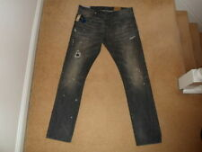 Ralph Lauren Cotton Big & Tall Distressed Jeans for Men