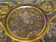 Bowl Pressed Glass Art Glass