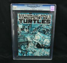 Teenage Mutant Ninja Turtles #3 1985 Mirage Studios TMNT Comic CGC Graded 8.0 VF