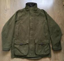 MUSTO MENS GORE-TEX GREEN SHOOTING HUNTING JACKET COAT SIZE XL COUNTRY