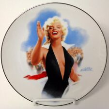 Marilyn Monroe Stopping Traffic 4th Issue Delphi Notarile Collector Plate
