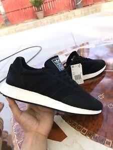 Adidas Originals I-5923 Iniki Boost Black White D96608 Size 10.5