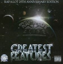 Various Artist-Greatest Features  CD NEW
