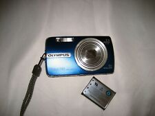 Olympus Stylus 750 7.1Mp Digital Camera Digital Image Stabilized 5x Optical Zoom