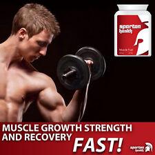 SPARTAN salute CARBURANTE Muscolare Bodybuilding Max Muscle TONE definizione Fast