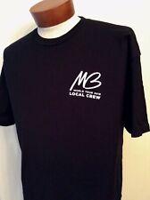 New 2019 Michael Buble Concert Tour Local Crew T-shirt size 2Xl Black