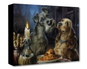 Bella Notte - Heather Edwards-Treasure On Canvas Disney Fine Art