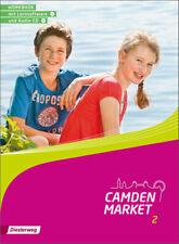 Camden Market - Ausgabe 2013: Workbook 2 mit Lernsoftware und Audio-CD