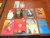 mix job lot off Royal Shakespeare Company programmes
