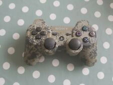Official Sony PlayStation 3 PS3 Controller - Urban Camo - Fully Tested