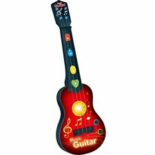 Electric Guitar Musical Play For Kids Boys Girls Toys Toddler Electronic Xmas