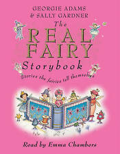 The Real Fairy Storybook by Georgie Adams (CD-Audio, 2004)