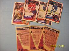 1984-85 O-Pee-Chee Vintage Cards. N/MT or Better! Pick from list any 3 for $1.00
