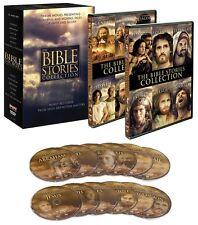 The Bible Stories Collection DVD Set Jesus God David Joseph Moses Jehovah Jacob