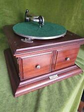 Quality HMV hornless Gramophone