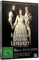 Die Königin und der Leibarzt von Nikolaj Arcel   DVD   Zustand gut