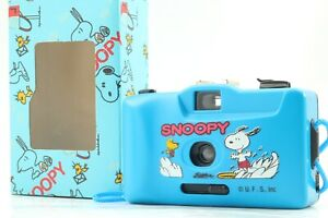 [MINT in BOX] SNOOPY TOY Camera 35mm Film Camera From JAPAN
