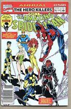 Amazing Spider-Man Annual #26-1992 fn+ Venom Spiderman Mark Bagley