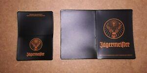 Lot 1 Case Card Blue + Pasport Jagermeister - New
