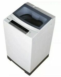 Magic Chef RV Portable Compact Wash Machine Cycle 1.6 cu ft Top Load Washer