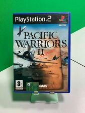 PACIFIC WARRIORS II DOGFIGHT - PS2 - ITA - COMPLETO