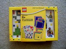 LEGO - Rare Card Making Kit 850506 - New & Sealed - Birthday, Party, Invitations