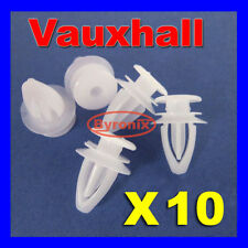 VAUXHALL WING MIRROR DOOR TRIM PANEL CLIPS ASTRA CORSA