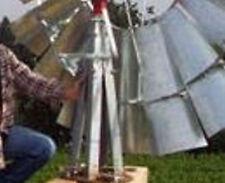 Stub Tower w/ Mast Pipe & Lower Furl for B-702 Aermotor Style Windmill