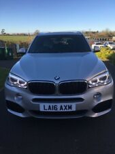 BMW X5 4.0D M SPORT 2016 16 REG 7 SEATER, HEAD UP DISPLAY AND TOW BAR