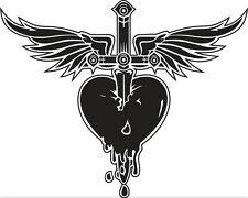 Sticker Bon Jovi 100 - 71x57 cm