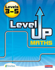 Level Up Maths: Pupil Book (Level 3-5) by Pearson Education Limited (Paperback,…