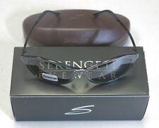 Serengeti Authentic Sunglasses GIUSTINA Crystal Dark Grey Polar 7828 NEW 31720