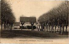 CPA Chateauneuf en Thymerais-Place de la Friche Beaumarchais (184640)