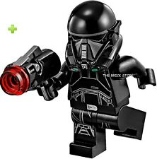 LEGO STAR WARS IMPERIAL DEATH TROOPER FIGURE + GIFT -  75165,75213 - 2017 - NEW