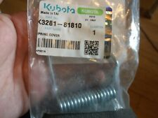 Kubota Spring Cover K3281-81810 New In Package