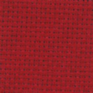 14ct AIDA Fabric, Cross Stitch Material ~ RED