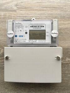 Drehstromzähler EasyMeter Q3XX 5(60) Amp. OHNE PIN-Code und ungeeicht