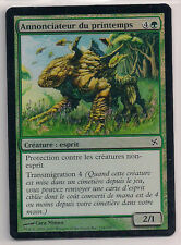 MTG Magic BOK FOIL - Harbinger of Spring/Annonciateur du printemps, French/VF