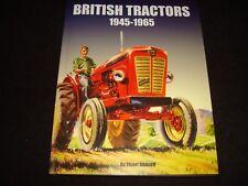BRITISH TRACTORS 1945-1965 STUART GIBBARD 2013 1st EDITION H/B NEW