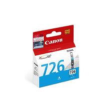 Canon CLI-726 Ink Tank (for iX6560/iP4970/MG8270/MG8170/MG5370/MX897/MX886)-Cyan