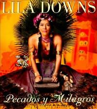 LILA DOWNS - PECADOS Y MILAGROS [DIGIPAK] NEW CD
