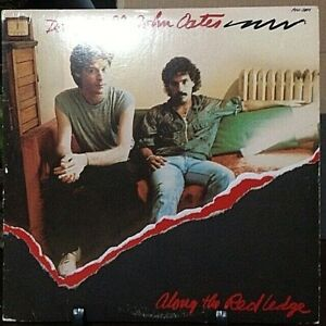 DARYL HALL & JOHN OATES Along The Red Ledge Released 1978 Record/Vinyl USA