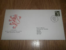 POST OFFICE FIRST DAY COVER SCOTLAND NEW DEFINITIVE STAMPS ~ 6 JANUARY 1987
