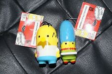 SIMPSONS MARGE & HOMER CHRISTMAS TREE ORNAMENT SET LOT NEW