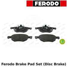 Ferodo Brake Pad Set (Disc Brake) - Front - FDB1704 - OE Quality