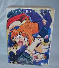 Slayers - Movie Box (DVD, 2005, 4-Disc Set) Slayers Muubyi