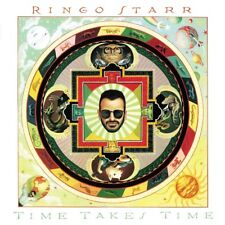 RINGO STARR - TIME TAKES TIME   VINYL LP NEW!