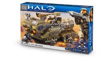 ** HALO Mega Bloks UNSC ELEPHANT set 96942 NEW in factory SEALED BOX Construx