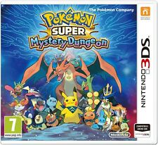 Pokemon Super Mystery Dungeon - ITA Nintendo 3DS -NUOVO SIGILLATO [3DS0343]